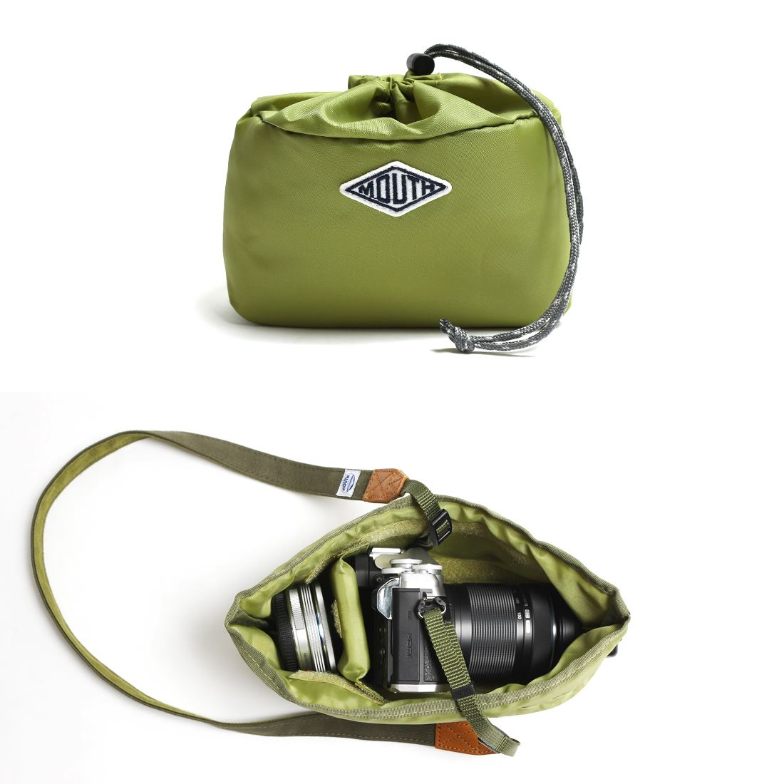 ウエストバッグ型カメラバッグ3