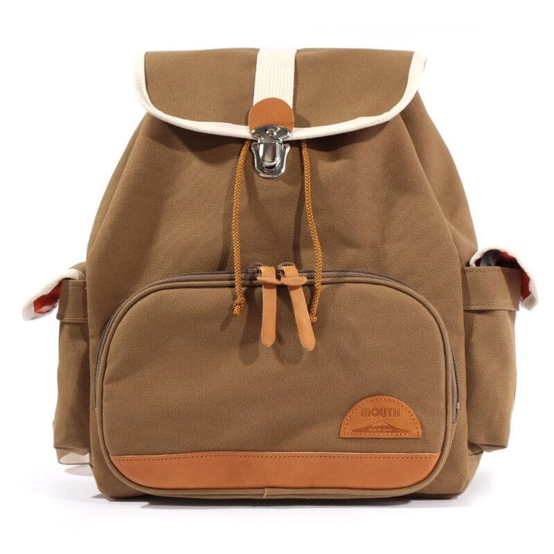 【予約 8月上旬入荷】Delicious Tackle Ruck (L.BROWN)
