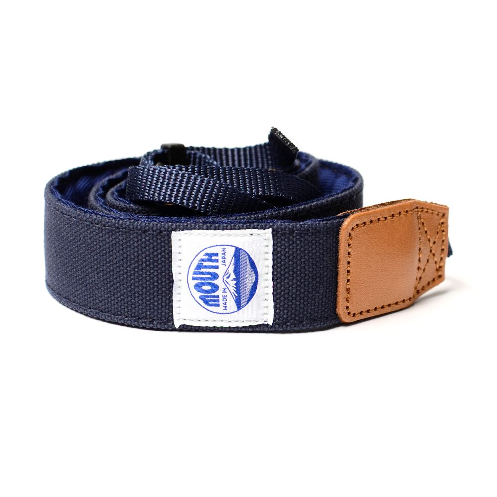 30mm Delicious Camera Strap (NAVY)8月下旬再入荷予定