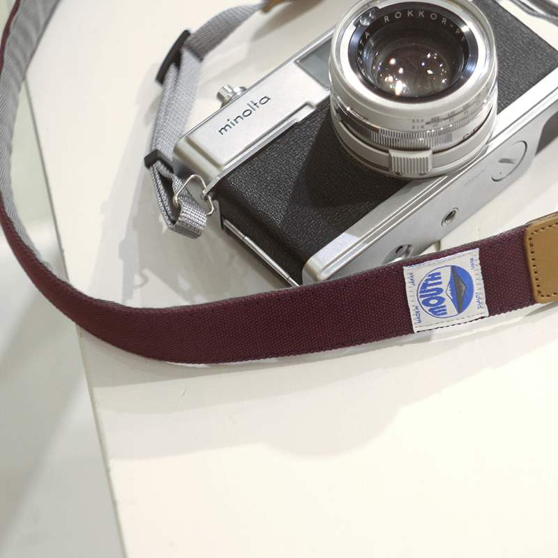 【新色】30mm Delicious Camera Strap (PURPLE)