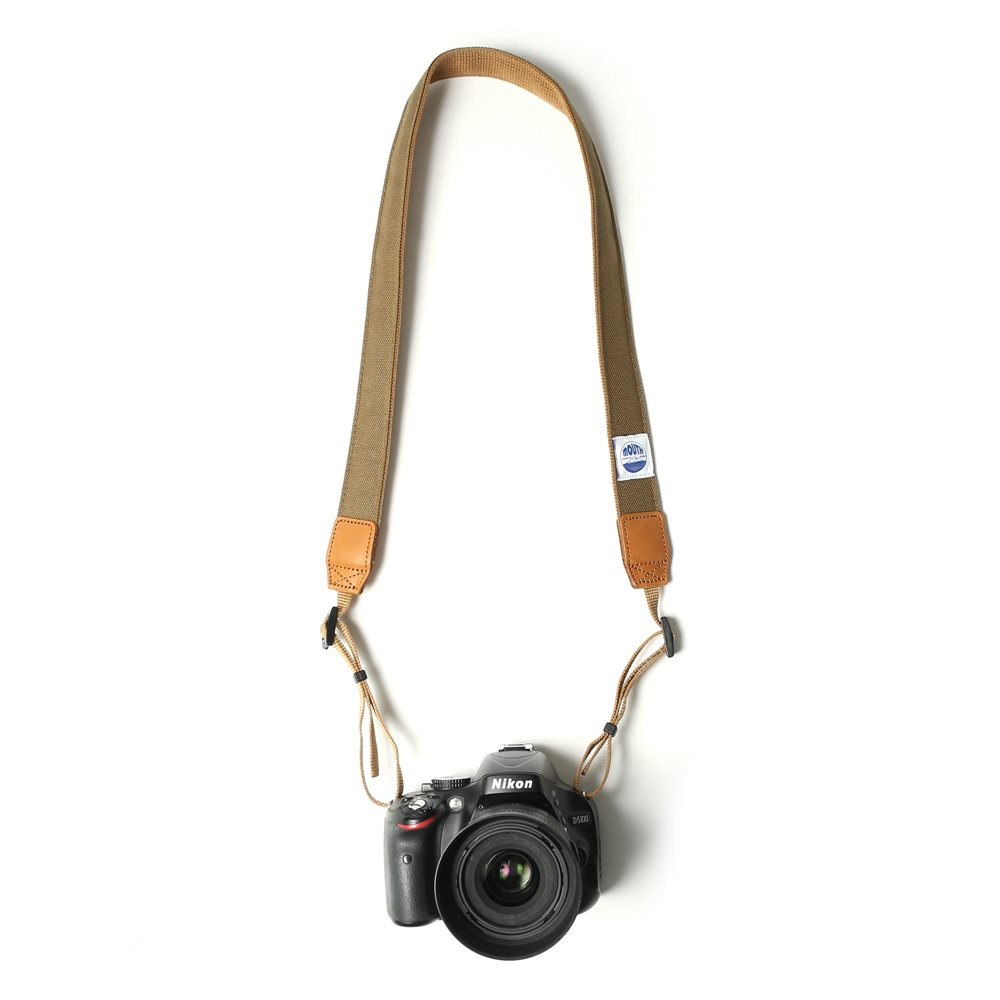 30mm Delicious Camera Strap CORDURA (COYOTE)