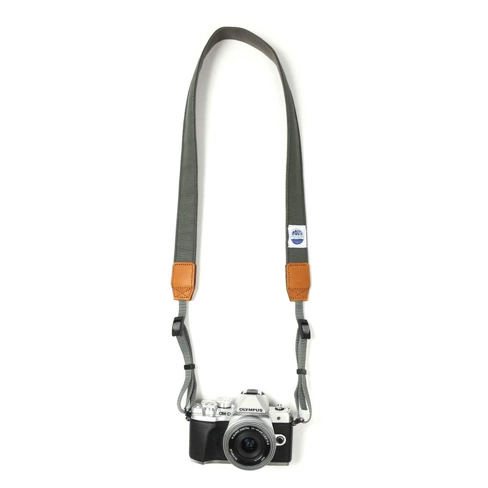 30mm Delicious Camera Strap CORDURA (GRANITE)