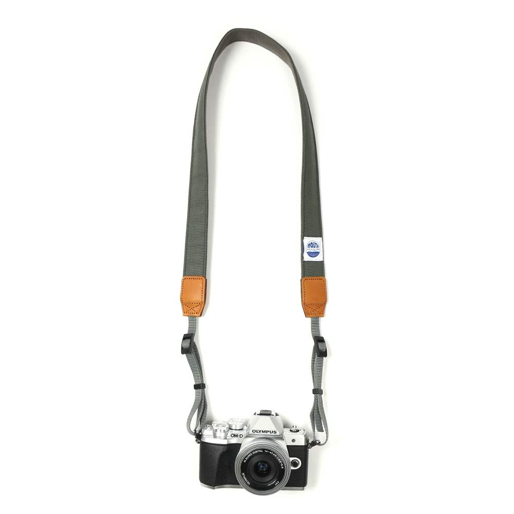 30mm Delicious Camera Strap CORDURA (GRANITE)