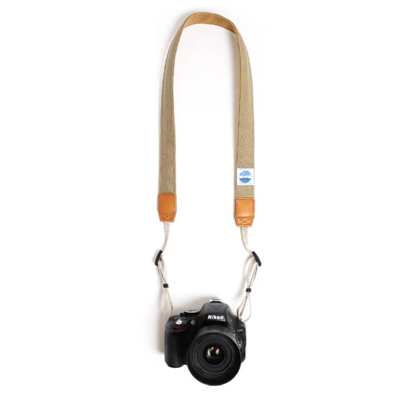 30mm Delicious Camera Strap CORDURA (BEIGE)