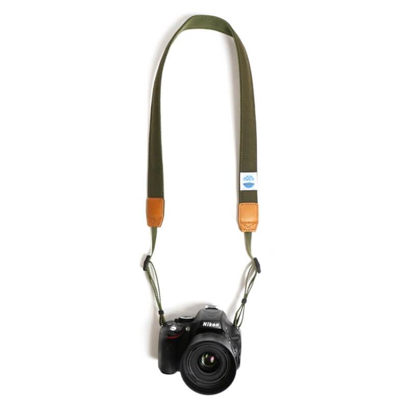 30mm Delicious Camera Strap CORDURA (JUNGLE)