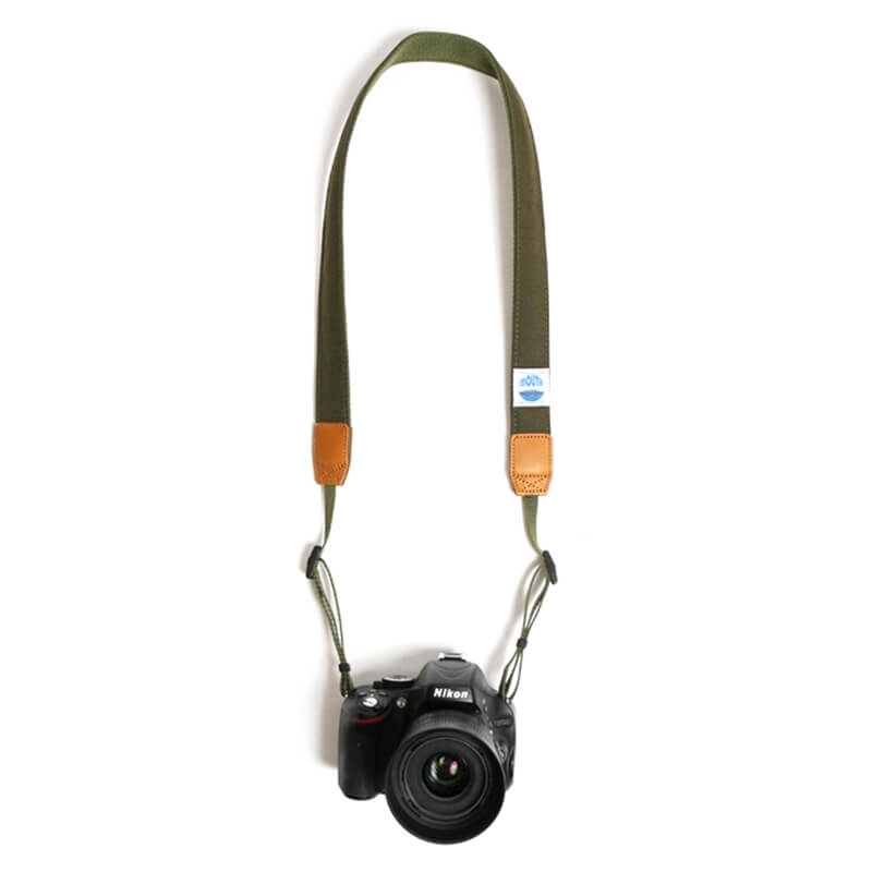 30mm Delicious Camera Strap CORDURA (JUNGLE)
