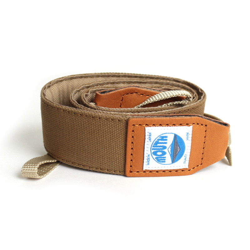 40mm Delicious Camera Strap (L.BROWN)