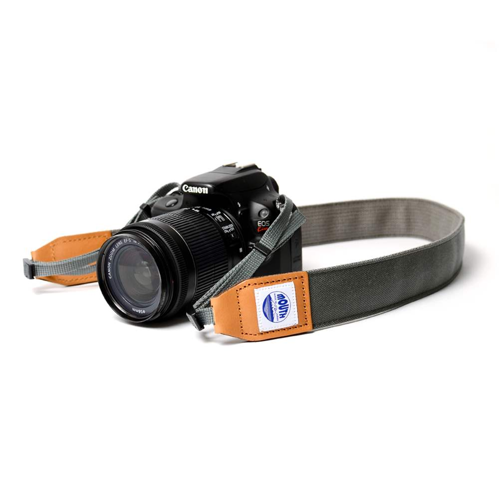 40mm Delicious Camera Strap CORDURA (GRANITE)