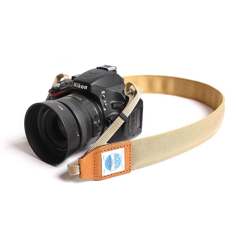 40mm Delicious Camera Strap CORDURA (BEIGE)