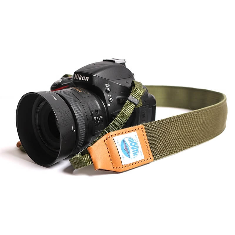 40mm Delicious Camera Strap CORDURA (JUNGLE)