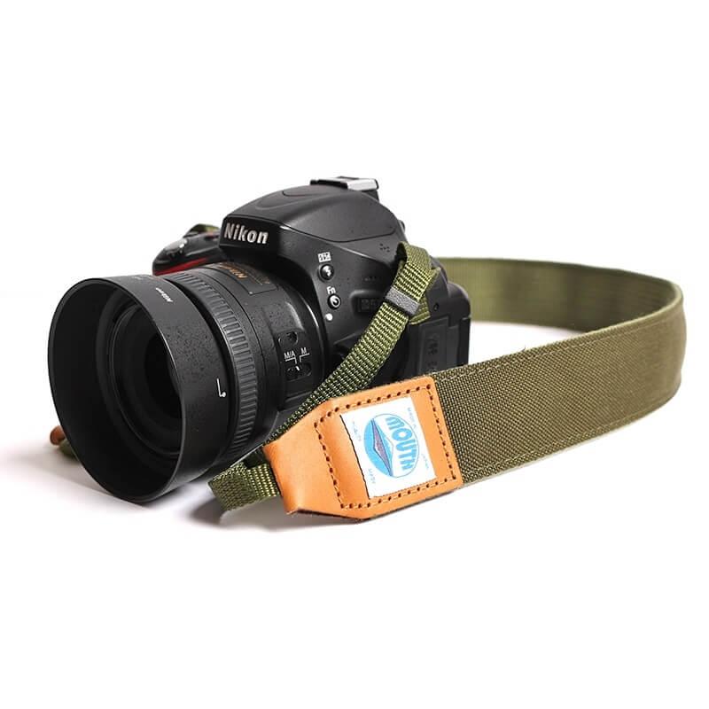 40mm Delicious Camera Strap CORDURA (JUNGLE)