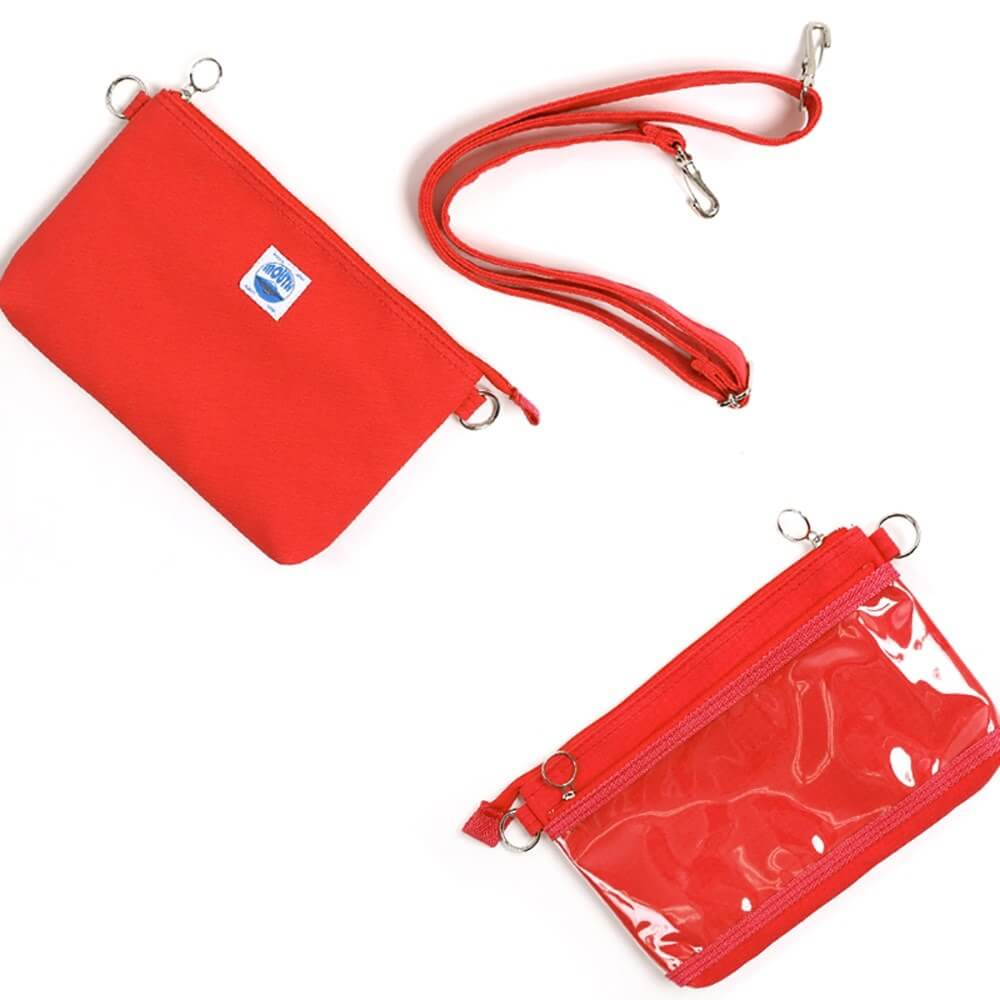 【OUTLET SALE】 Delicious Pouch (AKA)