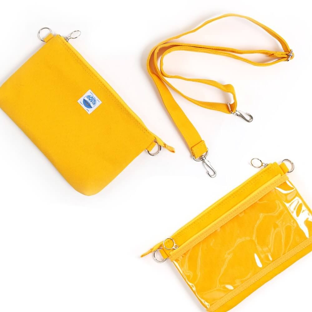 【OUTLET SALE】 Delicious Pouch (HIMAWARI)