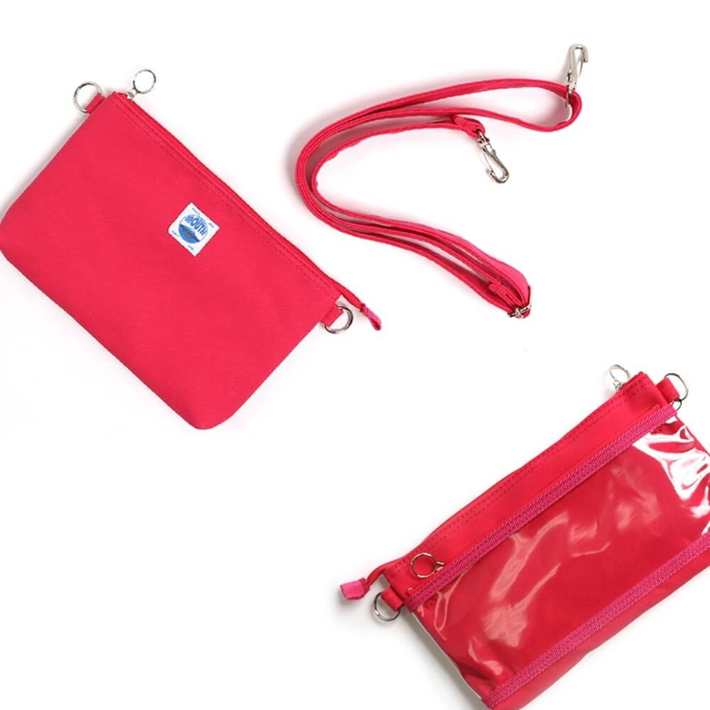 【OUTLET SALE】 Delicious Pouch (SAKURA)