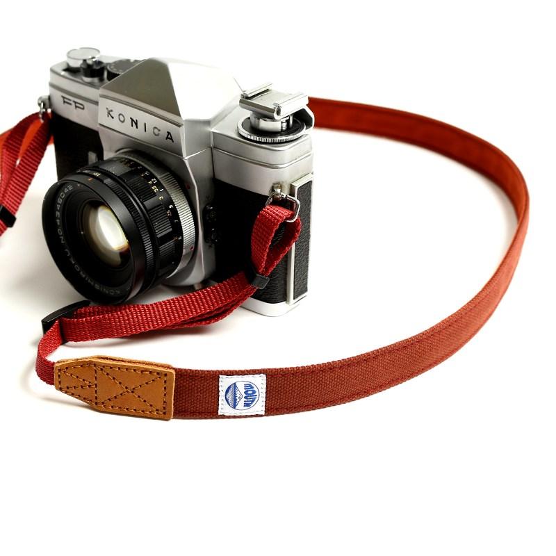 20mm Delicious Camera Strap (BRICK)