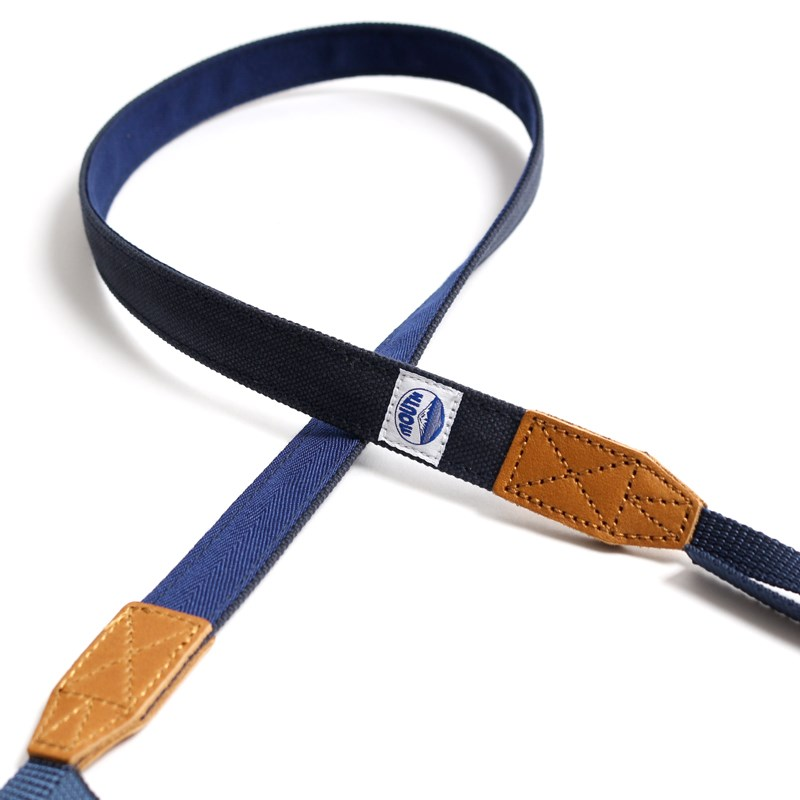20mm Delicious Camera Strap (NAVY)5月下旬再入荷ご予約