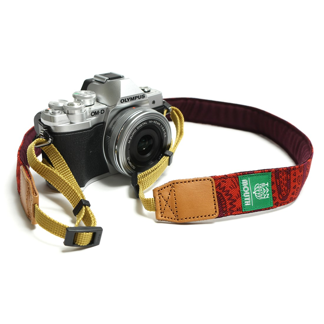 TANSAN TEXTILE 30mm Delicious Camera Strap  (PURPLE)