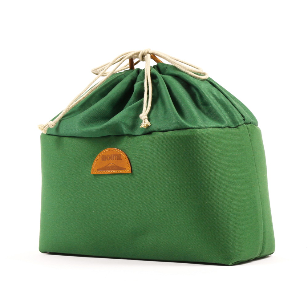 Delicious String Case M (GREEN)