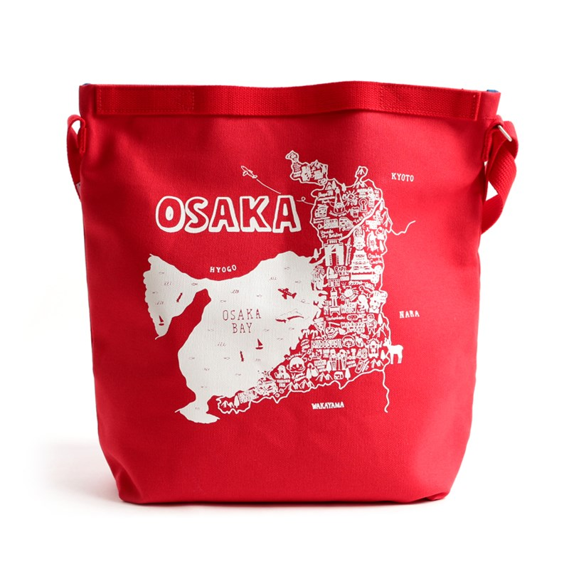 【OUTLET SALE】 Delicious Sacosh Mark-2 (RED/OMP)