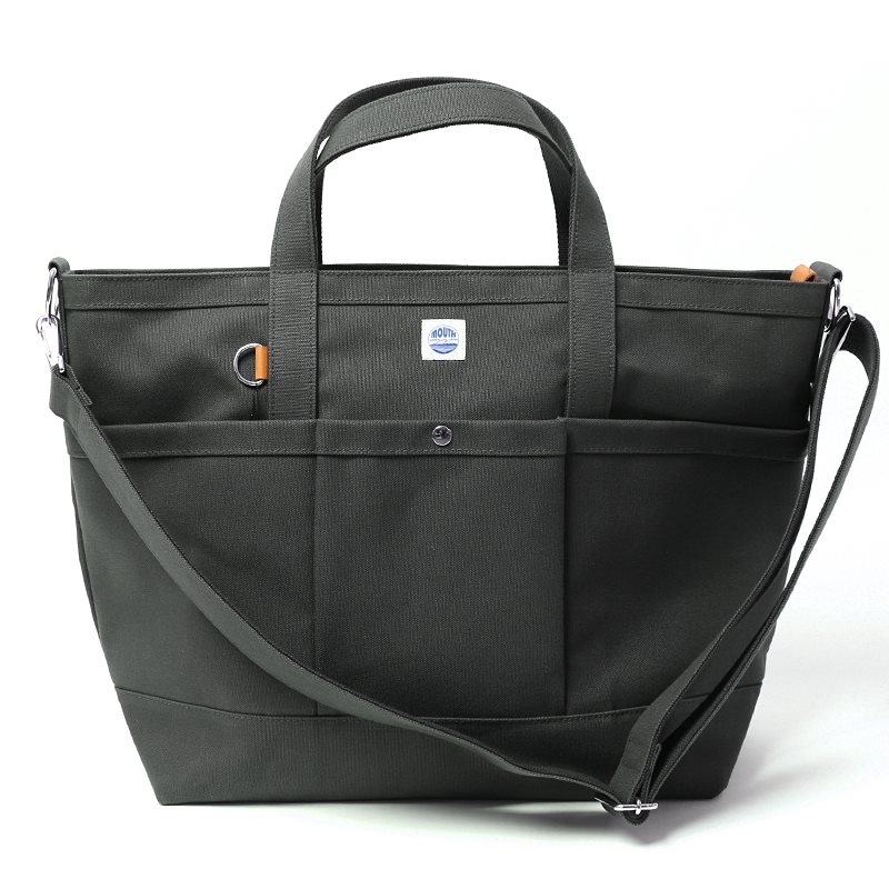 Delicious 108 TOTE Lサイズ (CHARCOAL)