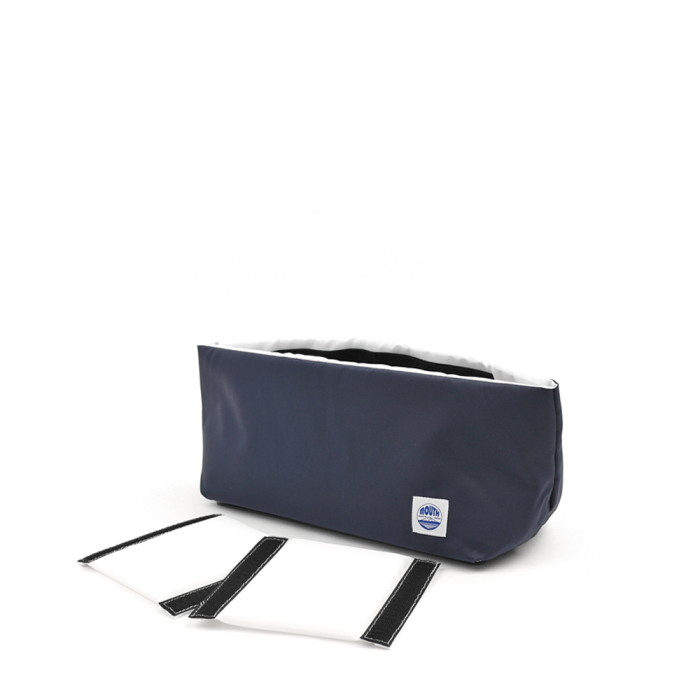 Delicious Case (DEEP NAVY/WHITE)