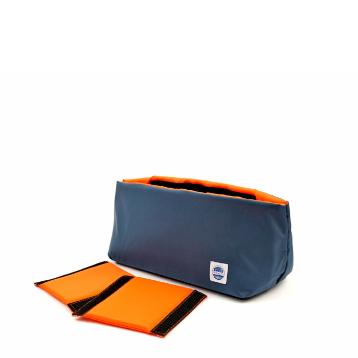 Delicious Case (NAVY/ORANGE)