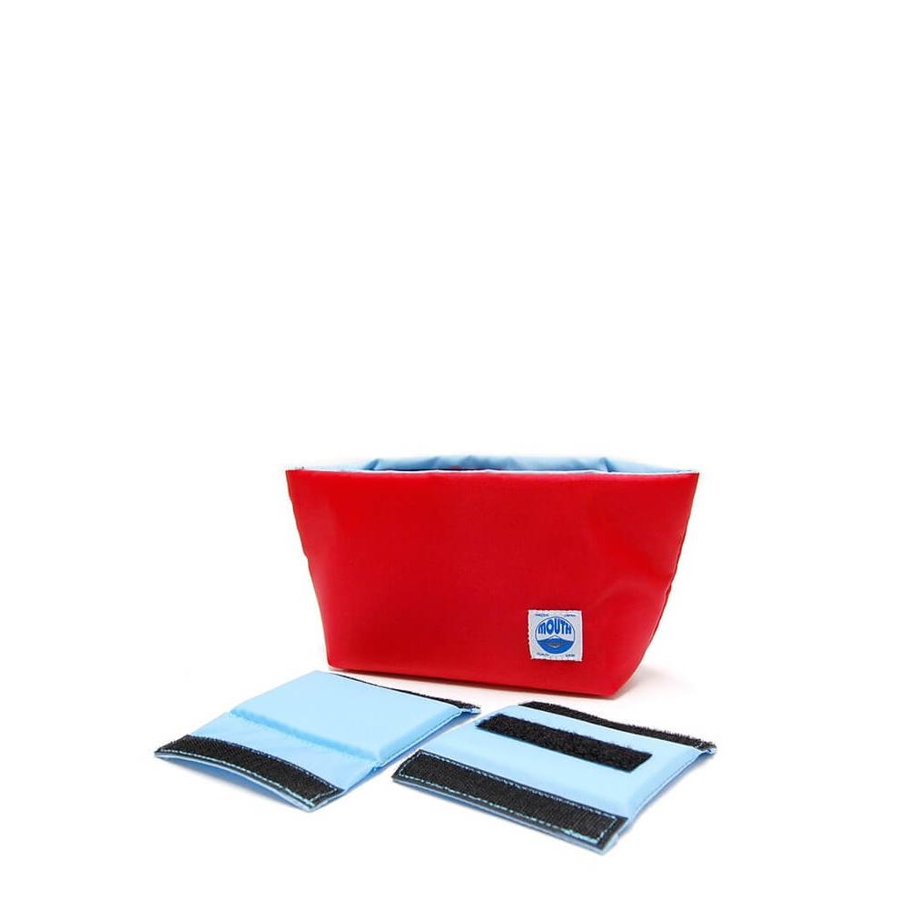Delicious Case Mini (RED/BLUE)