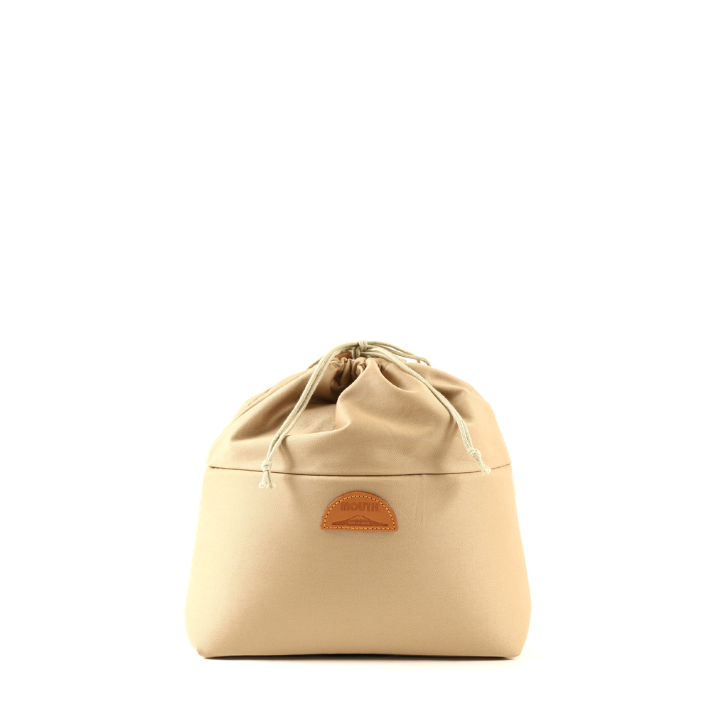 Delicious String Case S (BEIGE)