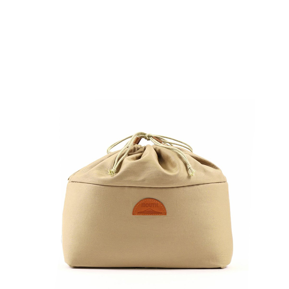 Delicious String Case M (BEIGE)