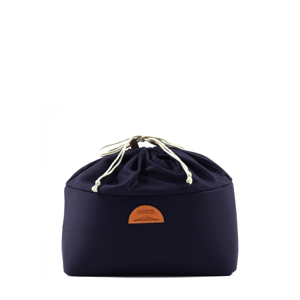 【OUTLET SALE】 Delicious String Case M (NAVY)
