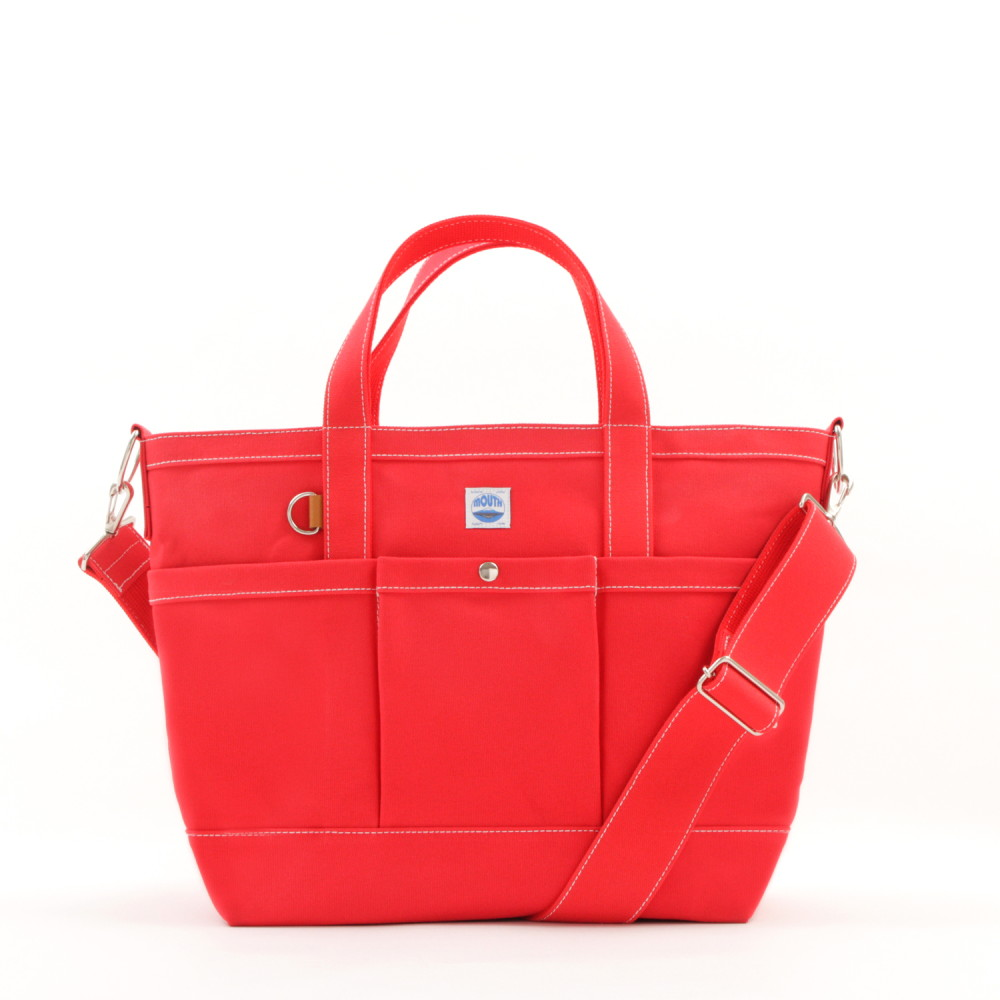 Delicious 106 TOTE Mサイズ (RED)