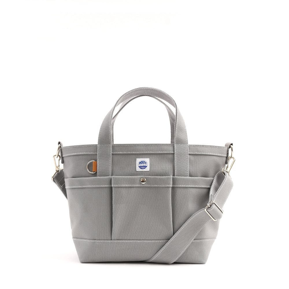 Delicious 104 TOTE Sサイズ (GRAY)6月下旬再入荷ご予約