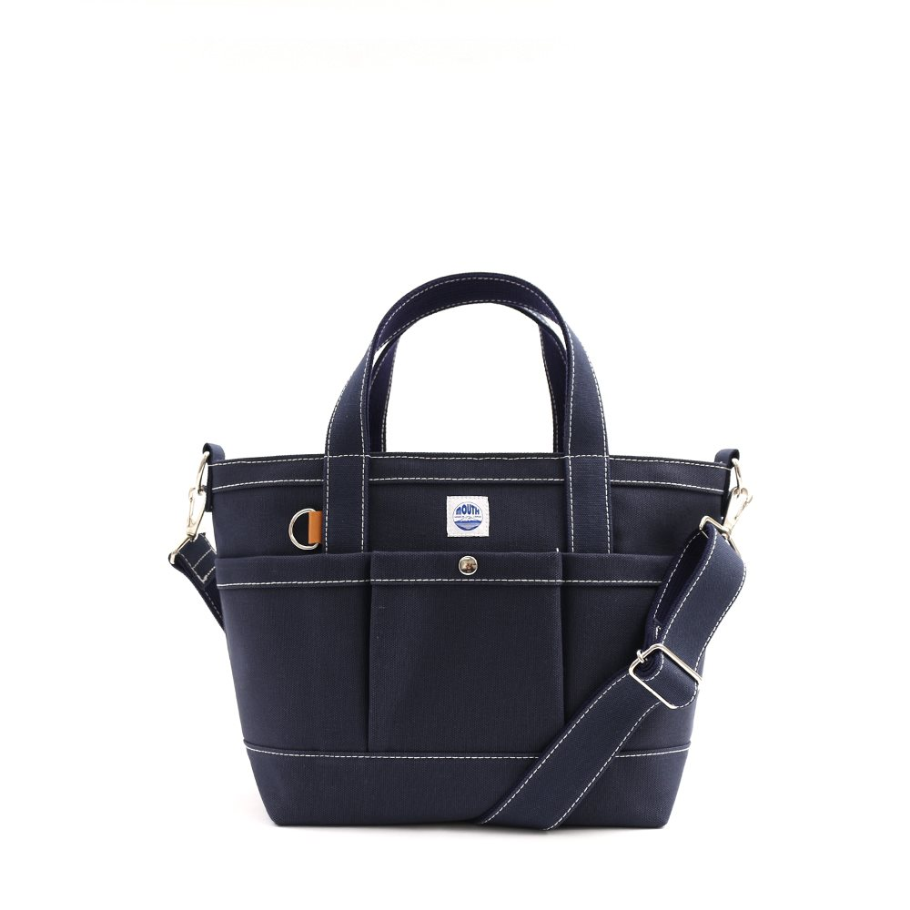 Delicious 104 TOTE Sサイズ (NAVY)6月下旬再入荷ご予約
