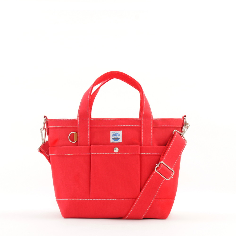 Delicious 104 TOTE Sサイズ (RED)